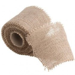 Jute Tape, natural 10cm / 5m