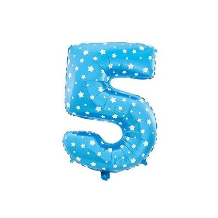 Figure 5 Balloon foil - 40 cm Blue